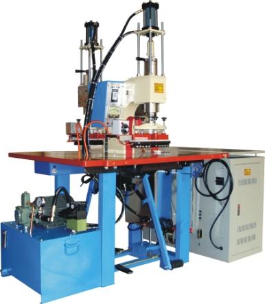 XY-400B - high frequency machine (oil pressure)