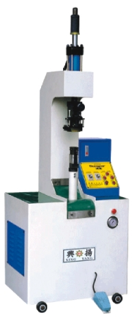 XY-238A semi-automatic hydraulic press heel machine