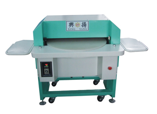 XY-800 - disc hot press