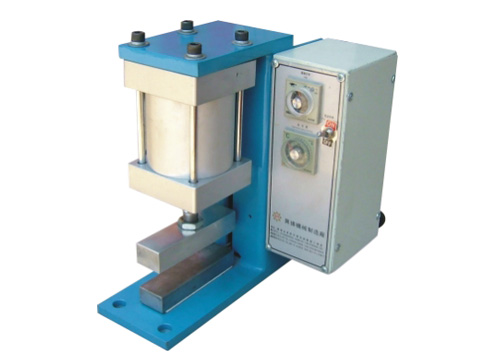XY-810 - vamp joint hot press