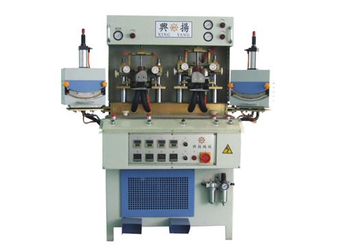 XY-801 two cold and two hot toe setting machine