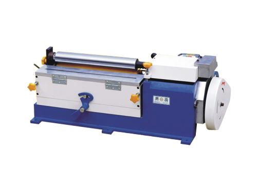 XY-792 soft wheel gluing machine